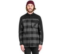 Tony Shirt LS charcoal