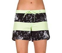 Phantom Printed 5' Beachrider Boardshort