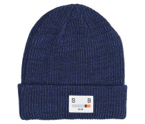SB Surplus Beanie blau