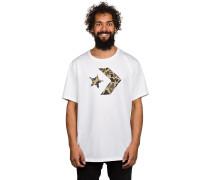 Conse Star Chevron Camo T-Shirt weiß