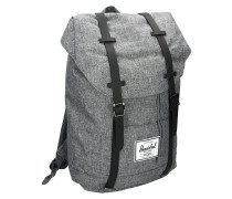 Retreat Backpack black ru