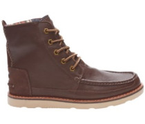 Searcher Shoes chocolate brown full grai