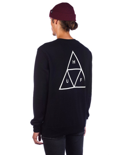 Essentials TT Crew Sweater black