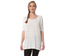 Gale Stripe T-Shirt weiß