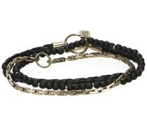 Moore Combo Bracelet schwarz