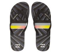 Tides Surftrash Sandals black