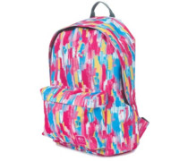 Pencil Dome Backpack white