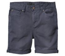 Goodstock Denim Shorts blau
