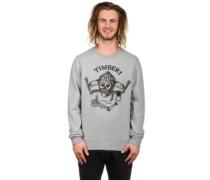 Timber 1 Crew Sweater grey heather