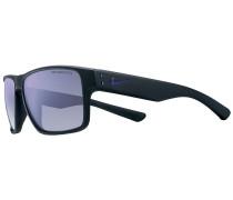 Mavrk Matte Black/Electric Purple Sonnenbrille