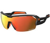 Spur Black Matt Sonnenbrille schwarz