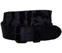 Elasto Strap Gürtel schwarz