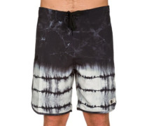 Marbled Boardshorts black