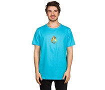 Tourist T-Shirt blau