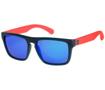 Small Fry Soft Touch Navy Red Sonnenbrille blau
