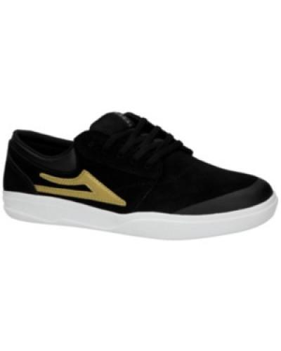 Griffin XLK Skate Shoes black gold