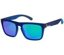 Quiksilver The Ferris Soft Touch Transparent Blue Sonnenbrille