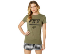 Listless Crew T-Shirt fatigue green
