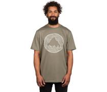 Johnson Slim T-Shirt grün