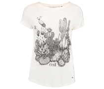 Cali Nature T-Shirt weiß