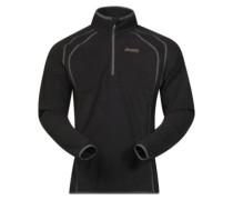 Ombo Half Zip Fleece Pullover solidlt