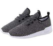 MocLau Squeeze II Sneakers schwarz
