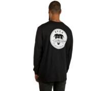 Panther T-Shirt LS black
