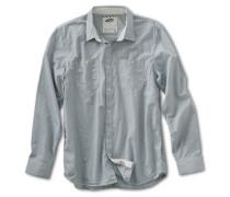 Graves II Shirt LS dress blues