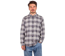 LW Fjord Flannel Shirt salt grey