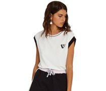 Siiya Knit T-Shirt