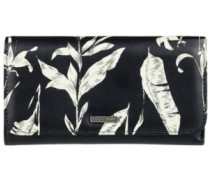 My Long Eyes Wallet anthracite love letter