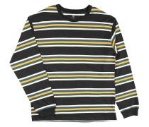 Newbie Stripe Long Sleeve T-Shirt green