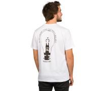 Madars Bulb T-Shirt weiß