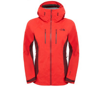 Dihedral Shell Outdoorjacke rot