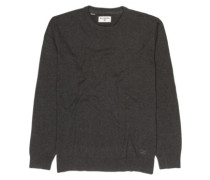 All Day Pullover black heather