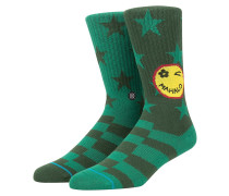 Outlook Socken grün