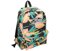 Realm Backpack black tropical
