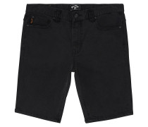 Outsider Denim Walk Shorts