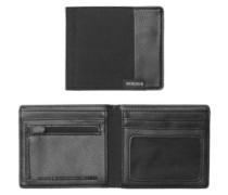 Showdown Canvas Bi-Fold Wallet black