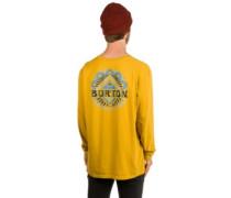 Monterey T-Shirt LS harvest gold