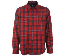 New Hope Shirt LS red