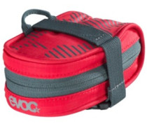 Saddle 0.3L Race Bag red