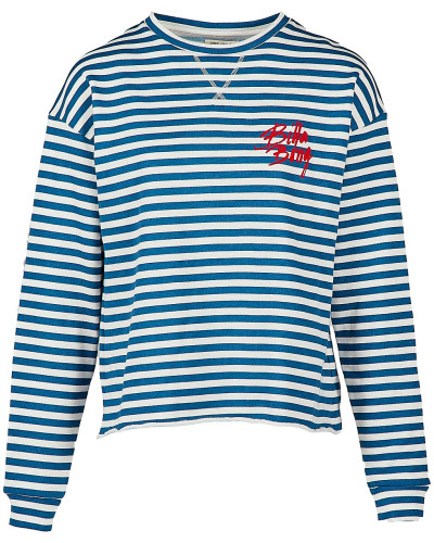Saylor Sweater bright indigo