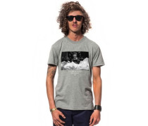 Montana T-Shirt heather gray