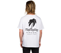 Search Vibes T-Shirt weiß