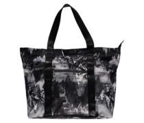 Graphic Tote Bag white