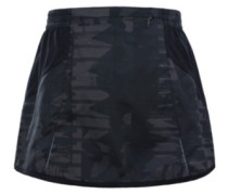Rapida Skirt tnf black reflective prnt