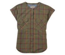 Darcie Shirt lichen green bonfire