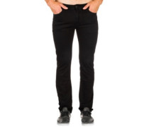 Skin Power Stretch Jeans rinse black
