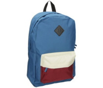 Chrissy Backpack moroco blue colorblock